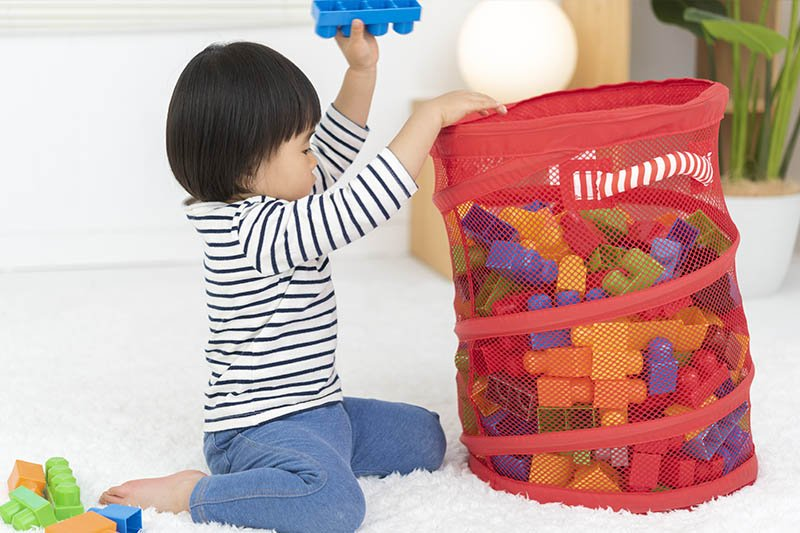 4 Ways to Get Your Kid to Clean Up
