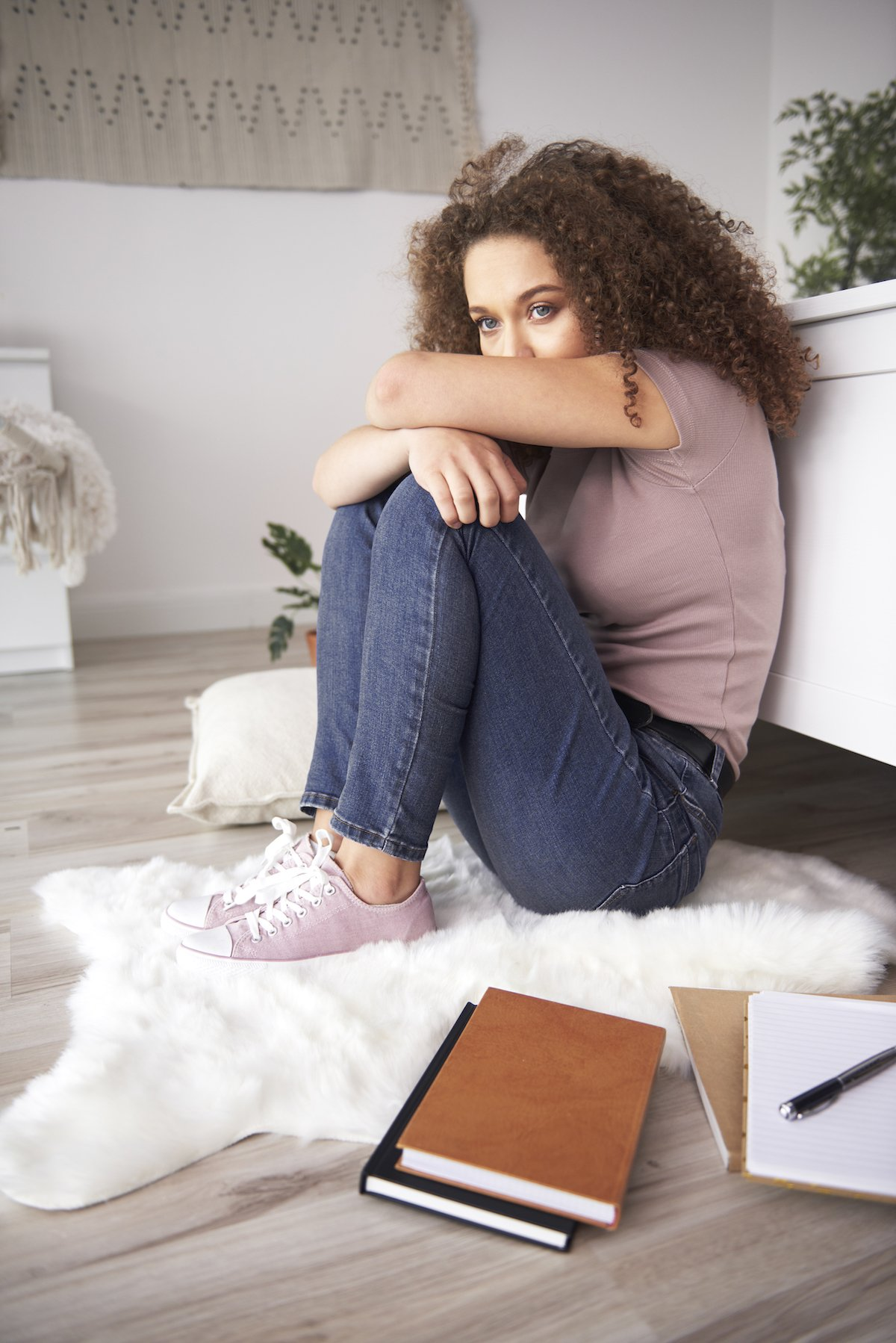 EMDR therapy for teen girl.